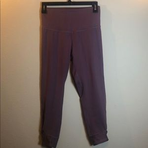 Champion Active Work Out Leggings Mauve Pink
